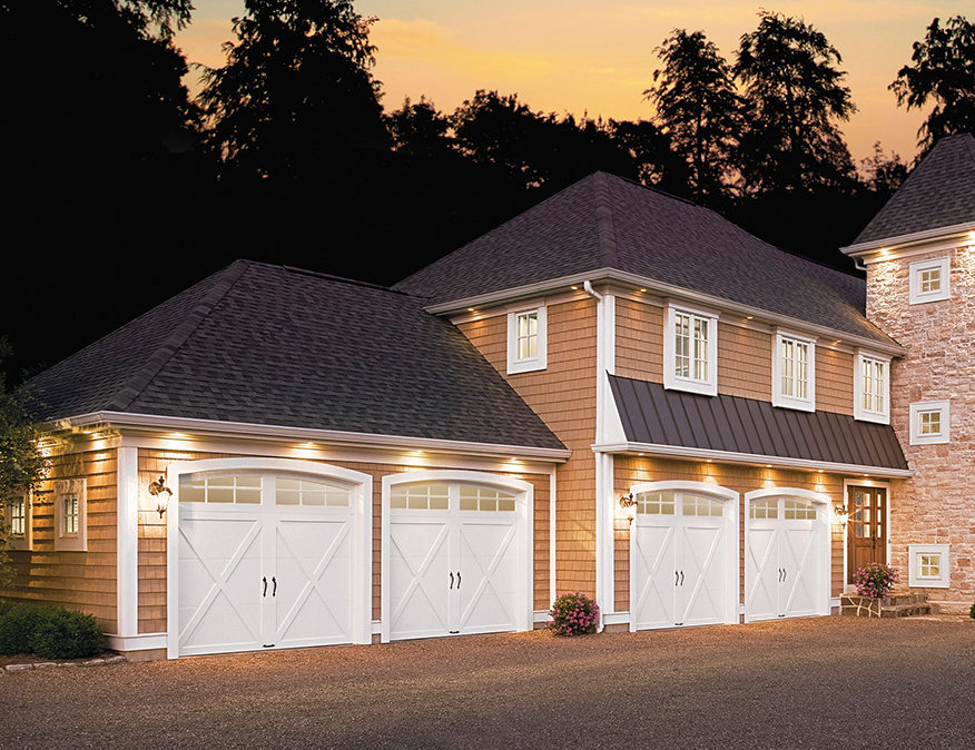 CLASSIC™ collection – Value Plus Series garage doors
