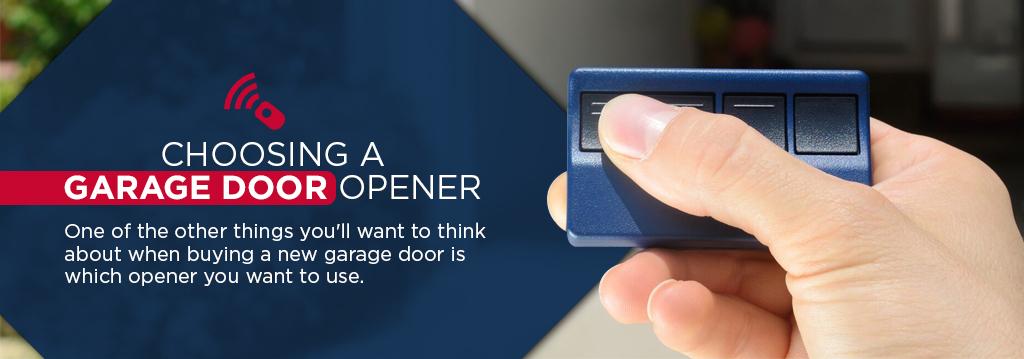 Choosing-a-Garage-Door-Opener
