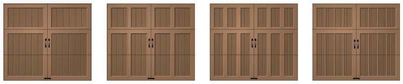 traditional style garage doors new jersey