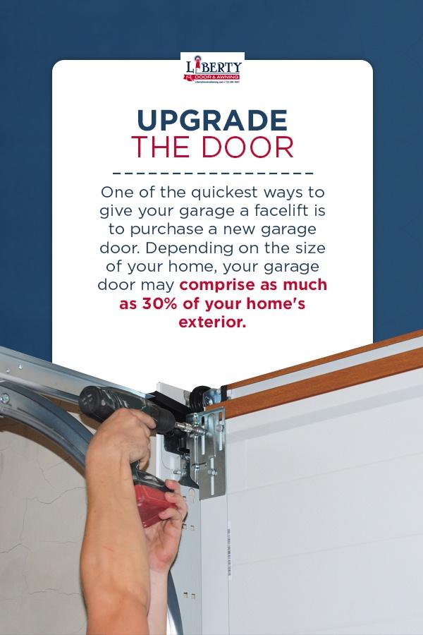 upgrade garage door