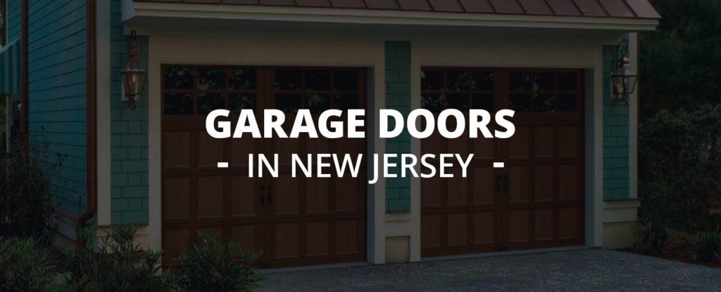 Garage doors in new jersey