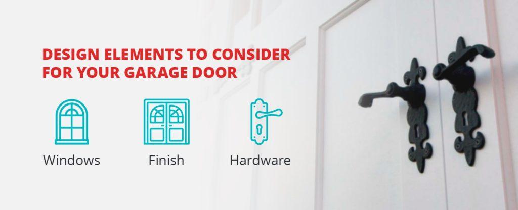 garage door design options